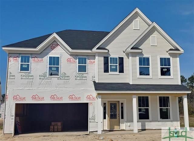 111 Breaklands Court, Savannah, GA 31407 (MLS #240291) :: Savannah Real Estate Experts