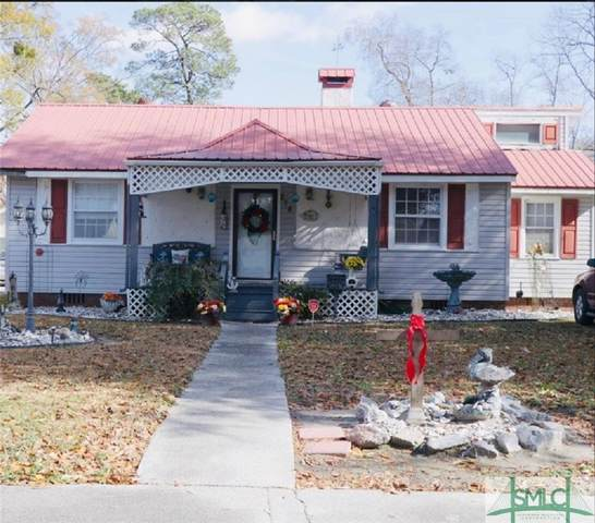 214 Turnberry Street, Port Wentworth, GA 31407 (MLS #240308) :: Bocook Realty