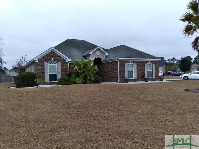 425 Stonebridge Circle, Savannah, GA 31419 (MLS #240385) :: Team Kristin Brown | Keller Williams Coastal Area Partners