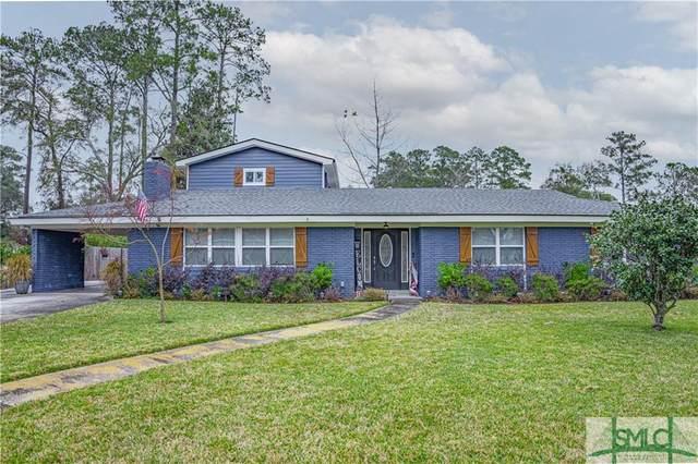 4 Fallowfield Drive, Savannah, GA 31406 (MLS #240393) :: RE/MAX All American Realty