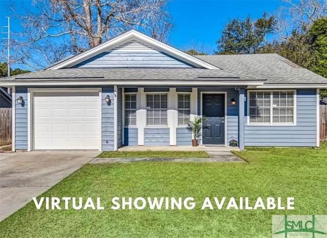 28 Tara Manor Drive, Savannah, GA 31406 (MLS #240410) :: Keller Williams Coastal Area Partners