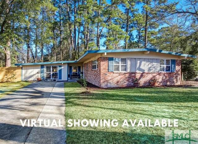 104 Willow Road, Savannah, GA 31419 (MLS #240413) :: Keller Williams Coastal Area Partners