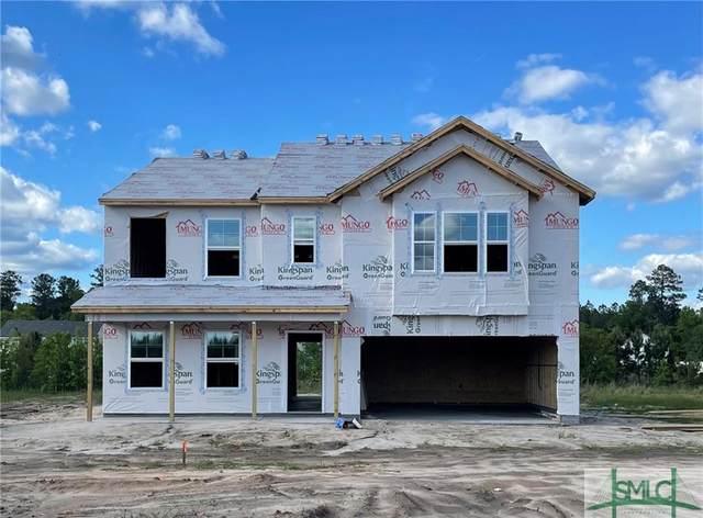 314 Tondee Way, Midway, GA 31320 (MLS #240417) :: Savannah Real Estate Experts