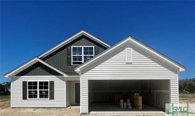 346 Tondee Way, Midway, GA 31320 (MLS #240422) :: Savannah Real Estate Experts