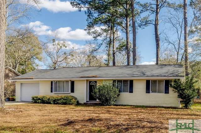 108 Durden Drive, Pooler, GA 31322 (MLS #240477) :: Team Kristin Brown | Keller Williams Coastal Area Partners