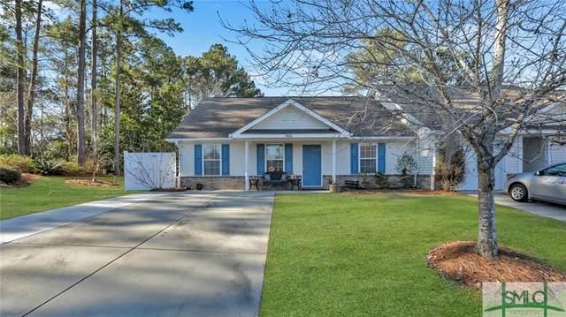 4010 Winfield Drive, Rincon, GA 31326 (MLS #240481) :: Barker Team | RE/MAX Savannah