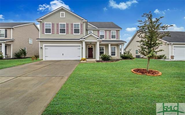 10 Salix Drive, Savannah, GA 31407 (MLS #240486) :: Barker Team | RE/MAX Savannah