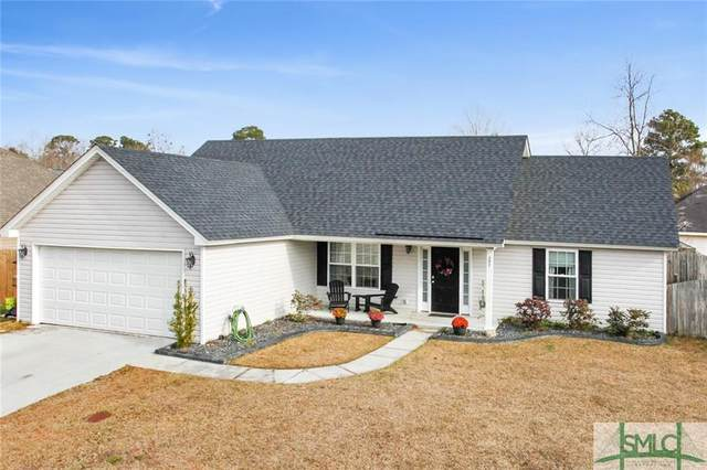 297 Teal Lake Drive, Richmond Hill, GA 31324 (MLS #240506) :: Teresa Cowart Team