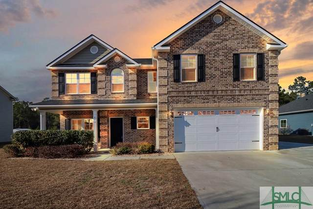 410 Wicklow Drive, Richmond Hill, GA 31324 (MLS #240514) :: Glenn Jones Group | Coldwell Banker Access Realty