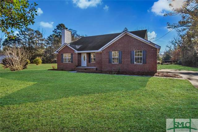 345 Sylvania Road, Savannah, GA 31419 (MLS #240537) :: The Arlow Real Estate Group