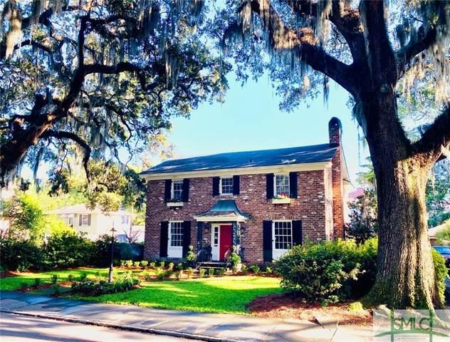 235 Washington Avenue, Savannah, GA 31405 (MLS #240563) :: Barker Team   RE/MAX Savannah