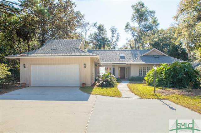 11 Delegal Road, Savannah, GA 31411 (MLS #240581) :: Heather Murphy Real Estate Group