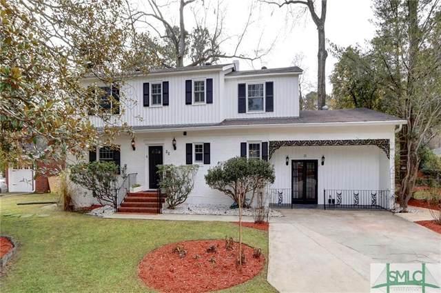 23 E 65th Street, Savannah, GA 31405 (MLS #240638) :: Keller Williams Coastal Area Partners