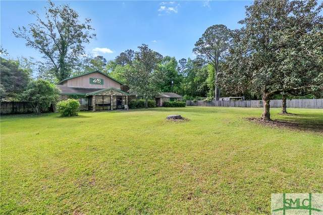 124 Dublin Road, Pooler, GA 31322 (MLS #240640) :: Coastal Savannah Homes
