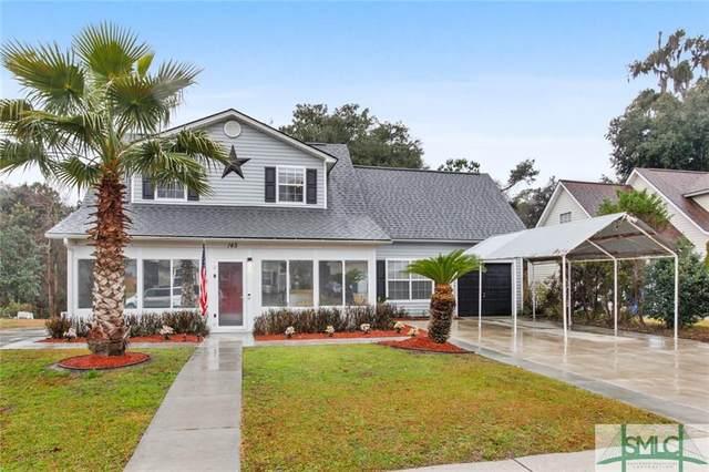 145 Laurel Green Court, Savannah, GA 31419 (MLS #240643) :: Keller Williams Coastal Area Partners