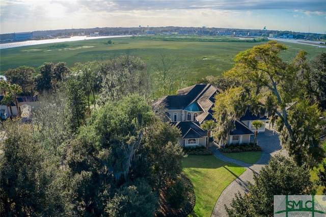 10 Judsons Court, Savannah, GA 31410 (MLS #240648) :: Keller Williams Realty Coastal Area Partners