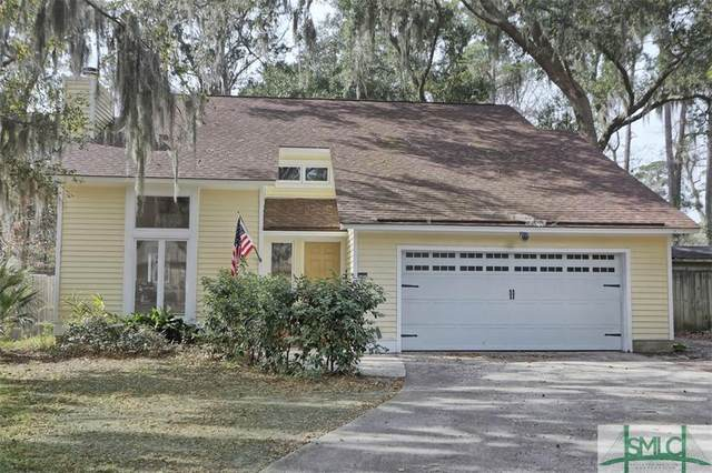 11 Walthour Cove, Savannah, GA 31410 (MLS #240661) :: Coastal Savannah Homes