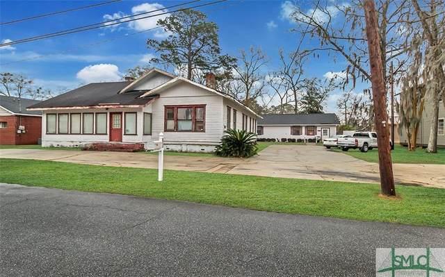 112 N Rogers Street, Pooler, GA 31322 (MLS #240674) :: The Arlow Real Estate Group