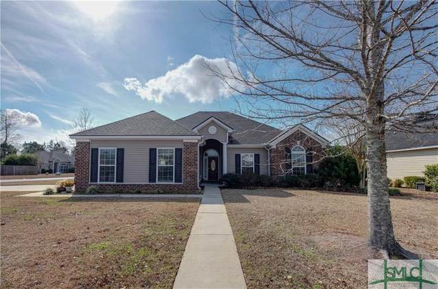 650 Stonebridge Circle, Savannah, GA 31419 (MLS #240675) :: Team Kristin Brown | Keller Williams Coastal Area Partners