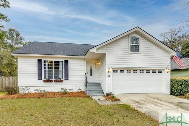 1 E Deerwood Road E, Savannah, GA 31410 (MLS #240694) :: Teresa Cowart Team