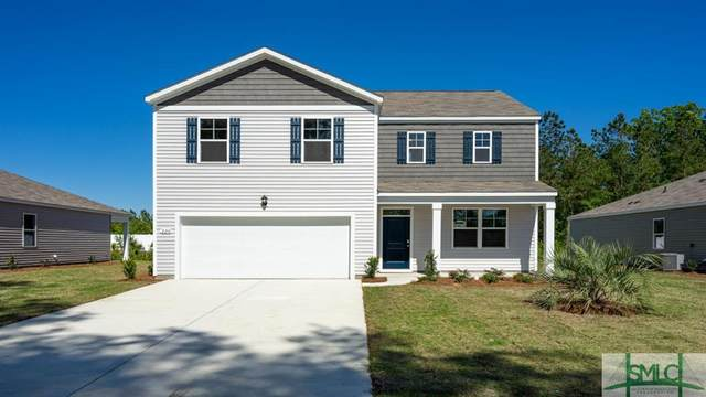 105 St Lucia Drive, Guyton, GA 31312 (MLS #240699) :: Glenn Jones Group | Coldwell Banker Access Realty