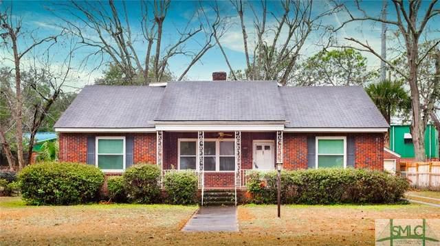 231 E 60th Street, Savannah, GA 31405 (MLS #240720) :: Keller Williams Coastal Area Partners