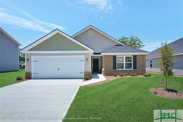 122 Whitehaven Road, Savannah, GA 31407 (MLS #240734) :: Heather Murphy Real Estate Group