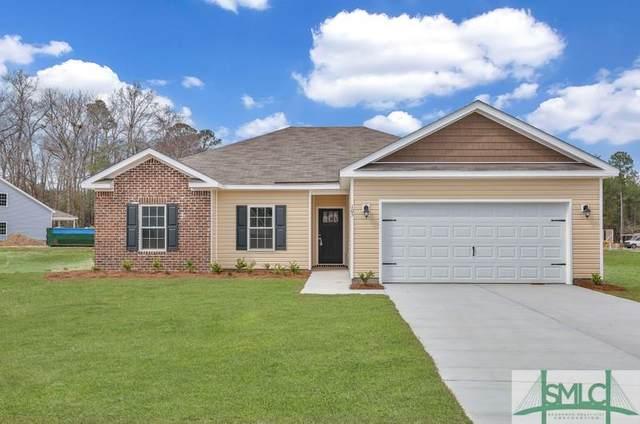 105 Beaubrook Crossing, Springfield, GA 31329 (MLS #240742) :: Heather Murphy Real Estate Group