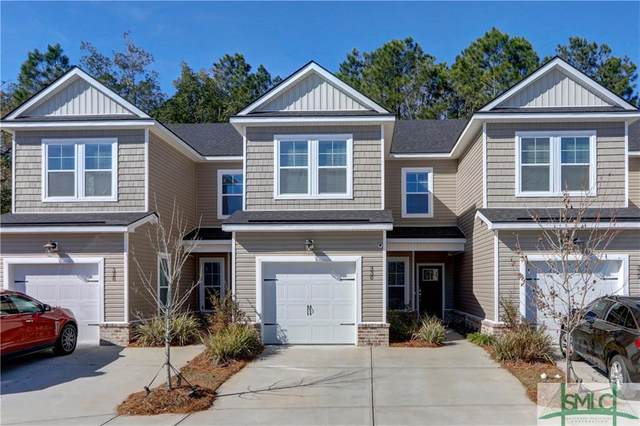 330 Sonoma Drive, Pooler, GA 31322 (MLS #240756) :: Keller Williams Coastal Area Partners