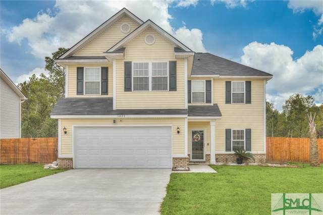 1427 Evergreen Trail, Hinesville, GA 31313 (MLS #240793) :: RE/MAX All American Realty