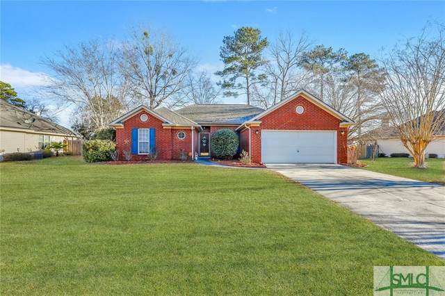 175 Young Way, Richmond Hill, GA 31324 (MLS #240797) :: RE/MAX All American Realty