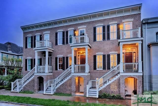 307 E Huntingdon Street, Savannah, GA 31401 (MLS #240841) :: Heather Murphy Real Estate Group