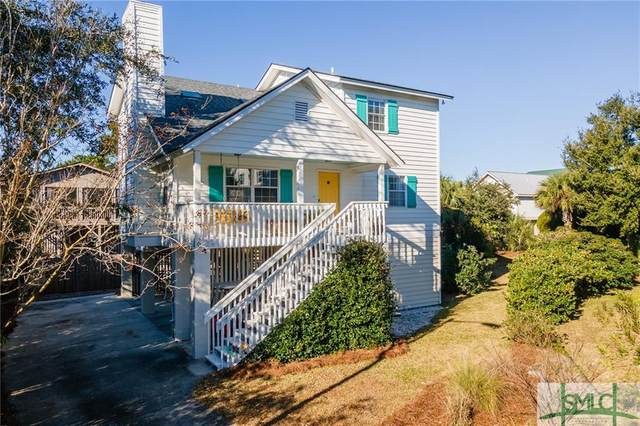 9 Shipwatch Circle, Tybee Island, GA 31328 (MLS #240901) :: Coastal Savannah Homes