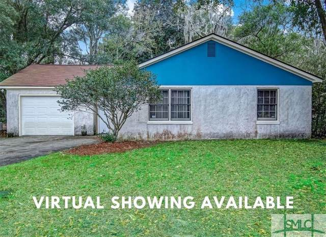 2115 Brogdon Street, Savannah, GA 31406 (MLS #240999) :: The Arlow Real Estate Group