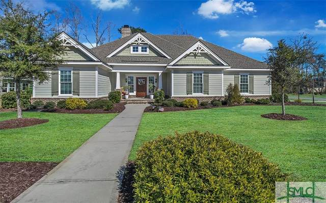 1 Eagles Peak Court, Savannah, GA 31419 (MLS #242101) :: Heather Murphy Real Estate Group