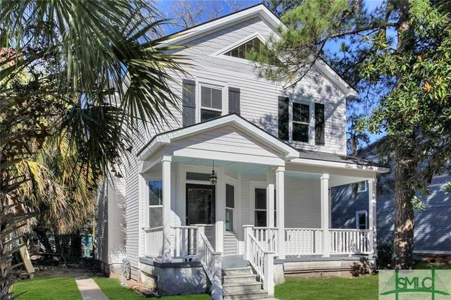 708 E Henry Street, Savannah, GA 31401 (MLS #242142) :: Heather Murphy Real Estate Group