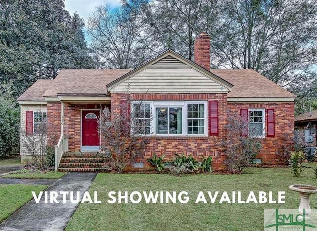 113 E 63rd Street, Savannah, GA 31405 (MLS #242143) :: The Arlow Real Estate Group