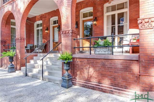 316 E Charlton Street, Savannah, GA 31401 (MLS #242146) :: Heather Murphy Real Estate Group