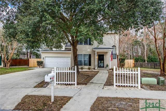 112 Sunrise Lane, Savannah, GA 31419 (MLS #242193) :: RE/MAX All American Realty