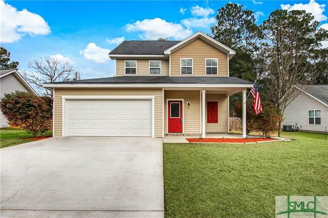 111 Mustang Drive, Guyton, GA 31312 (MLS #242248) :: Coastal Savannah Homes