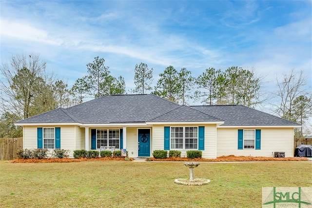102 Benicia Lane, Guyton, GA 31312 (MLS #242322) :: Heather Murphy Real Estate Group
