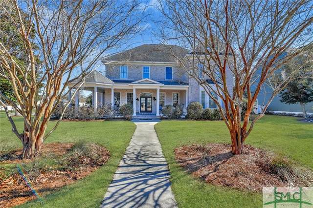 15 Shearwater Lane, Richmond Hill, GA 31324 (MLS #242330) :: RE/MAX All American Realty