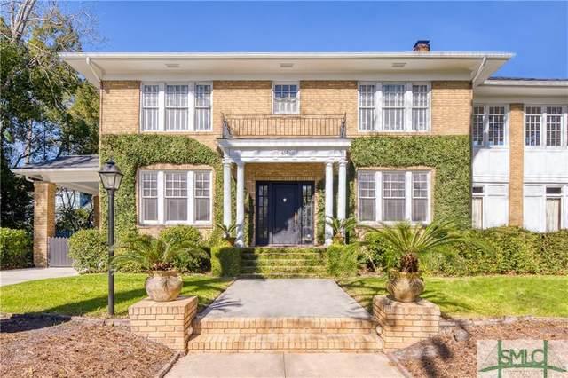 414 E 44th Street, Savannah, GA 31405 (MLS #242336) :: Glenn Jones Group   Coldwell Banker Access Realty