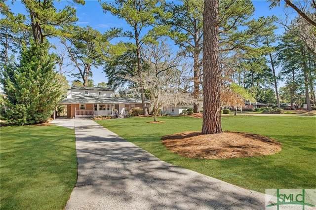632 Jackson Boulevard, Savannah, GA 31405 (MLS #242353) :: Keller Williams Coastal Area Partners