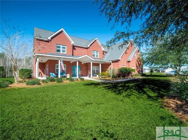 120 Taylor Drive, Guyton, GA 31312 (MLS #242403) :: The Arlow Real Estate Group