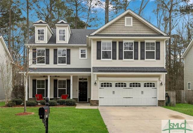 383 Plantation Way, Richmond Hill, GA 31324 (MLS #242407) :: RE/MAX All American Realty