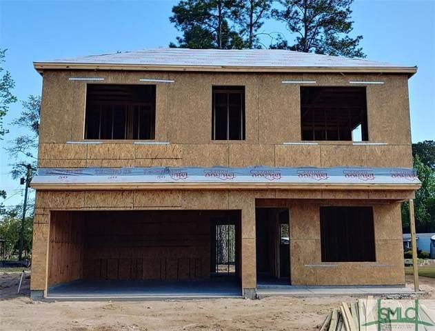 132 Riverwood Road, Pooler, GA 31322 (MLS #242427) :: The Arlow Real Estate Group