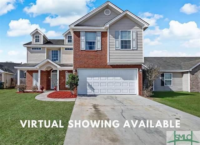 45 Willow Lakes Drive, Savannah, GA 31419 (MLS #242444) :: RE/MAX All American Realty