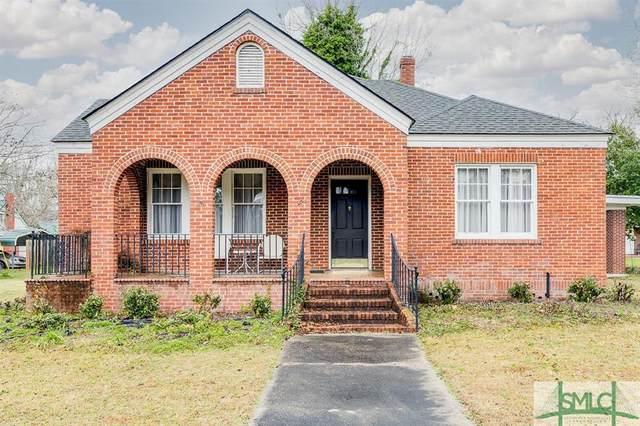 207 Lynn Bonds Avenue, Guyton, GA 31312 (MLS #242452) :: The Arlow Real Estate Group