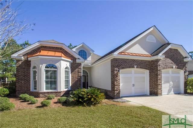 19 Lazy Hammock Court, Savannah, GA 31419 (MLS #242527) :: Heather Murphy Real Estate Group